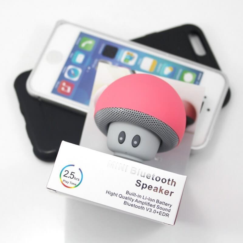 Bluetooth högtalare rosa