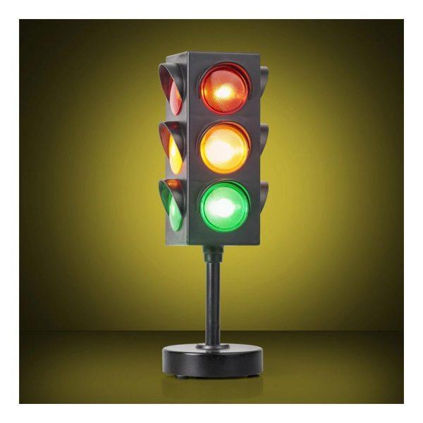 Bordslampa Trafikljus