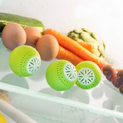 Frukt- och grönsaksbollar 3-pack