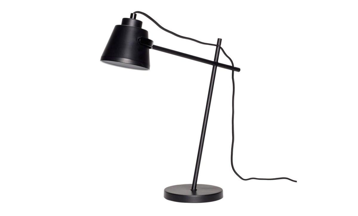GEONNA Bordslampa Svart