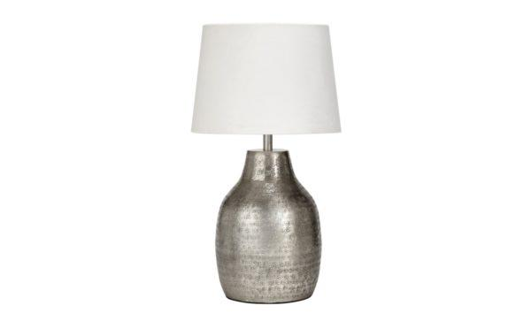 HUMPHREY Bordslampa Silver Liten