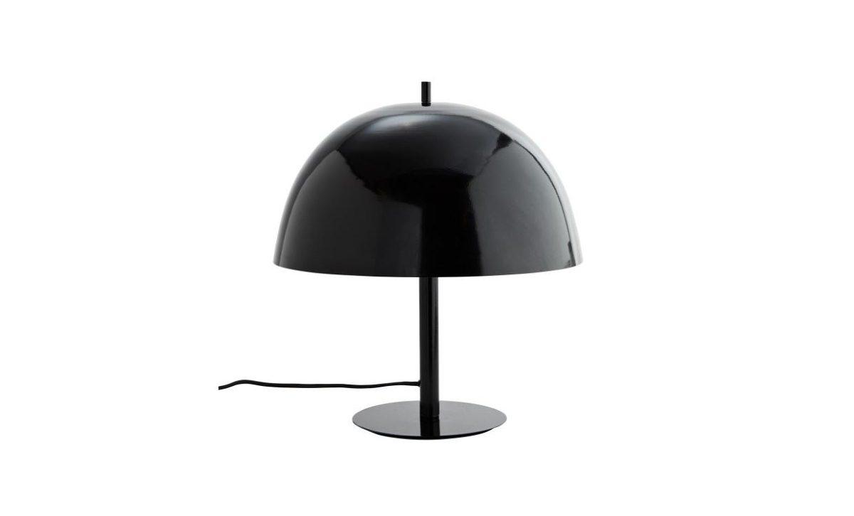 MAE Bordslampa Svart