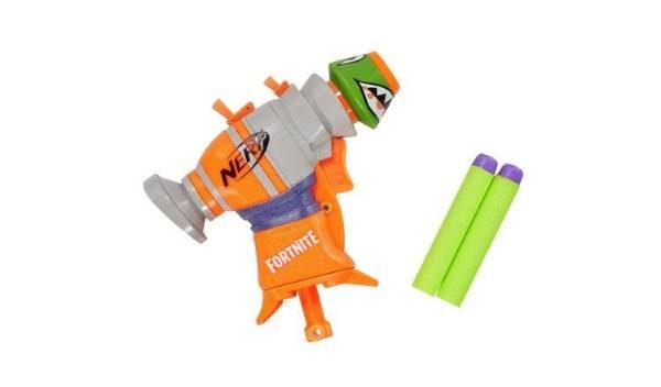 NERF Micro Shots Fortnite MICRO RL