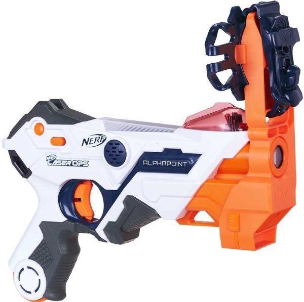 Nerf Laser Ops: Single Shot