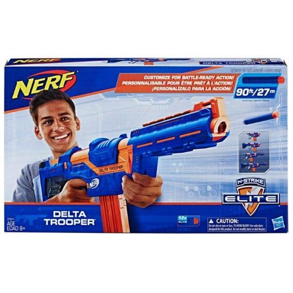 Nerf N-Strike: Elite Delta Trooper