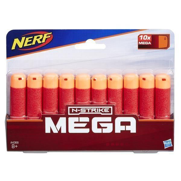 Nerf N-Strike: Elite Mega Dart Refill 10-pack