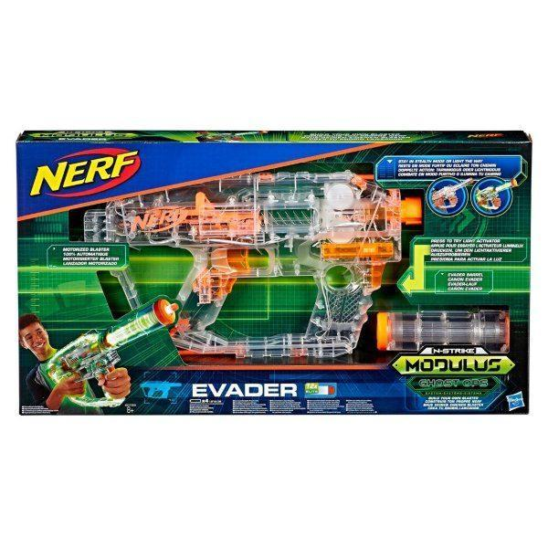 Nerf Shadow Ops: Evader Blaster