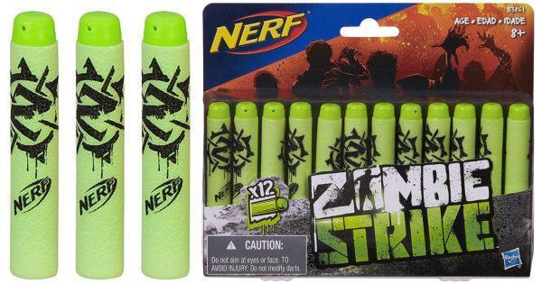 Nerf Zombie Strike: 12 Dart Refill