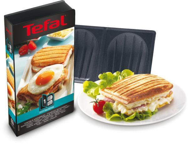 Tefal Snack Coll. plade - Box 1: Toast
