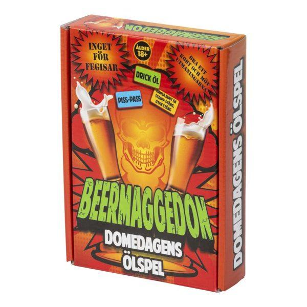 Ölspel Beermaggedon