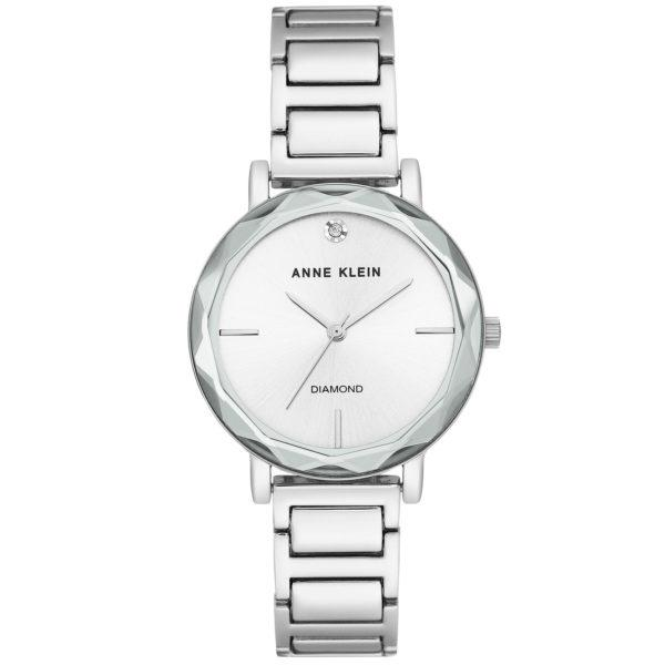 Anne Klein Diamonds Damklocka