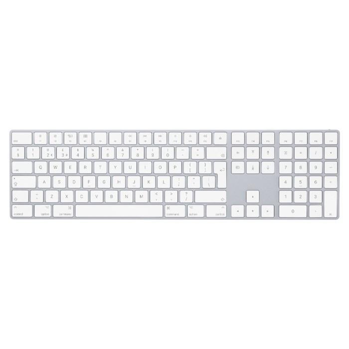 Apple Magic Keyboard med numerisk del