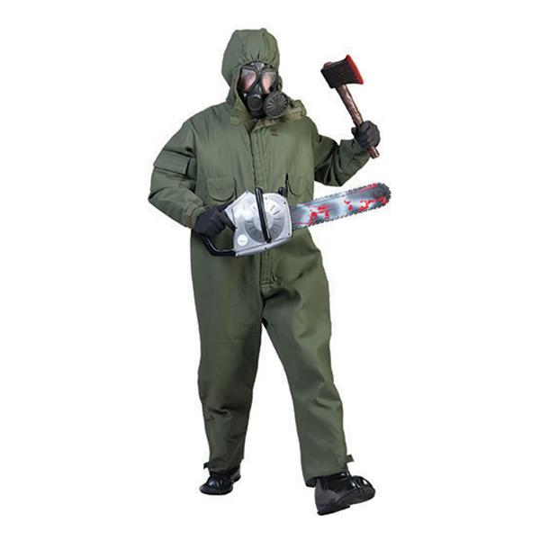 Armé Skyddsoverall Maskeraddräkt - Large