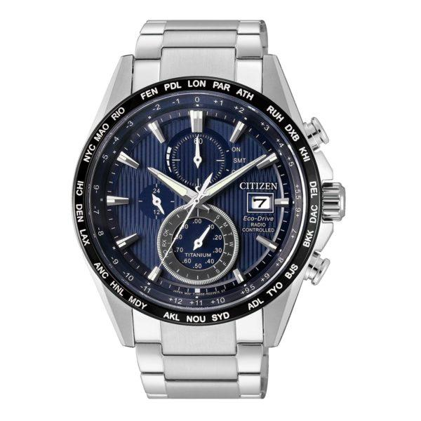 Citizen Eco Drive Radio Controlled Titanium AT8154-82L