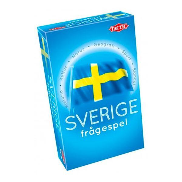 Frågespelet om Sverige Resespel