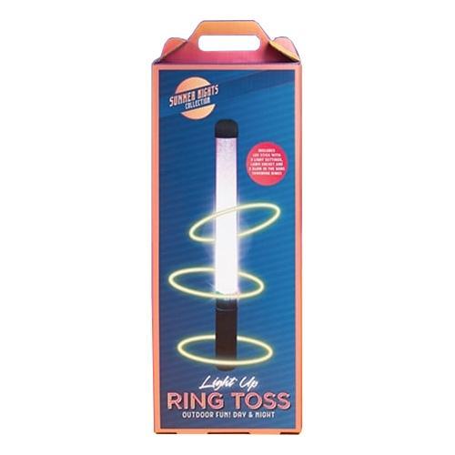 LED Ring Toss Spel
