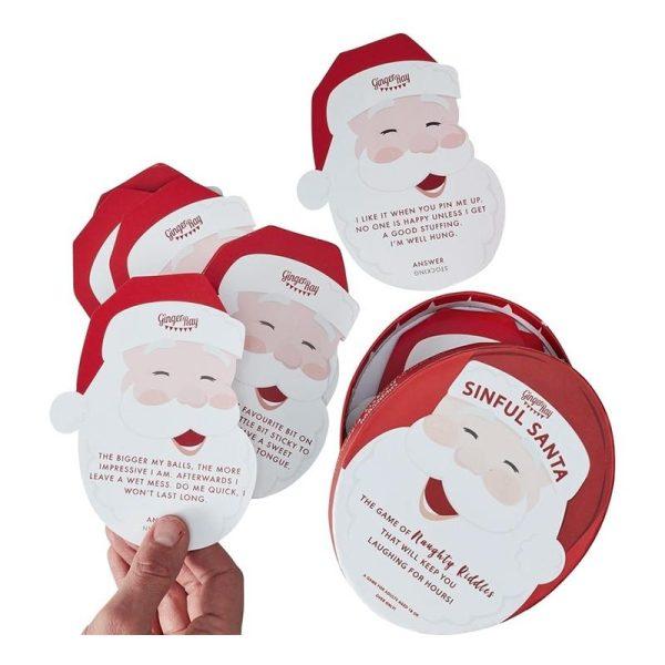 Sinful Santa Julspel
