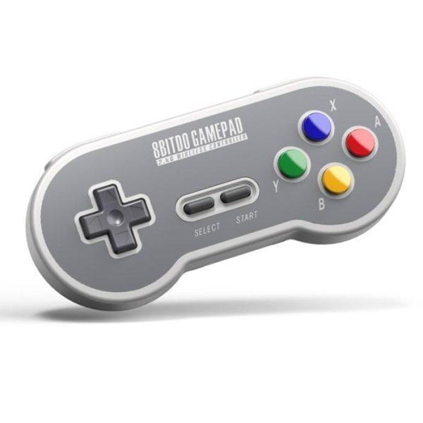 8Bitdo Trådlös NES/SNES Mini Handkontroll
