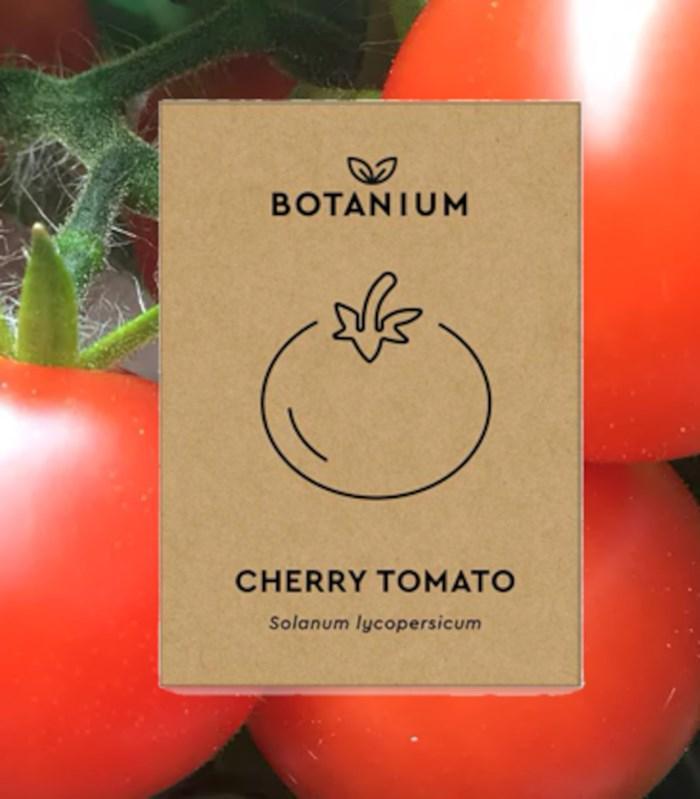 Botanium Fröer till Körsbärstomat Balcony Red