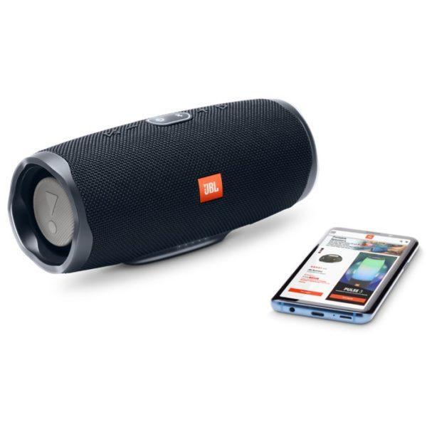 JBL Charge 4 Portabel Bluetooth-högtalare Vit