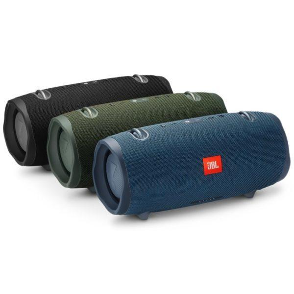 JBL Xtreme 2 Portabel Bluetooth-högtalare Blå