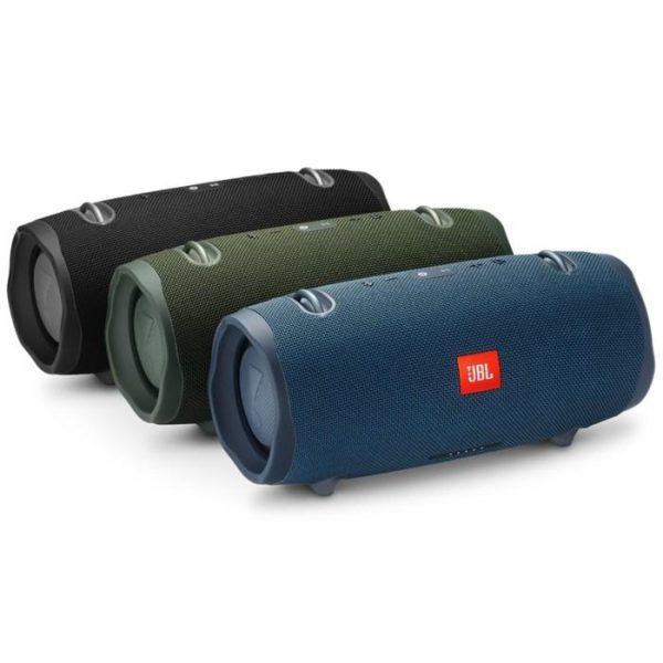 JBL Xtreme 2 Portabel Bluetooth-högtalare Svart