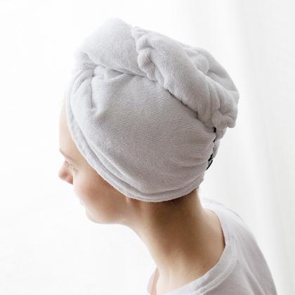 Nanohandduk till håret