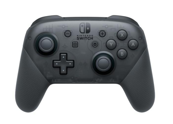 Nintendo Pro Handkontroll