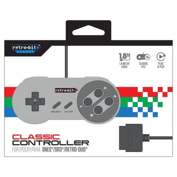 Retro-bit Handkontroll till SNES