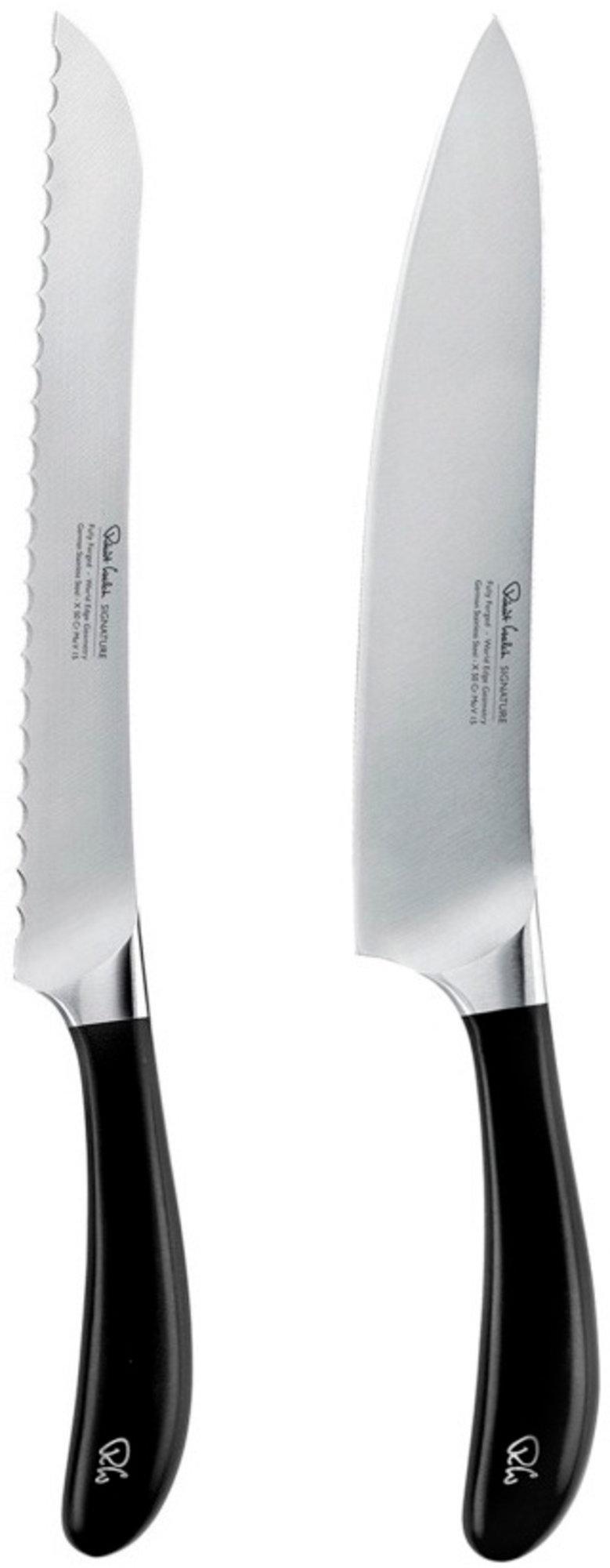 Robert Welch Signature Knivset Kock- & Brödkniv