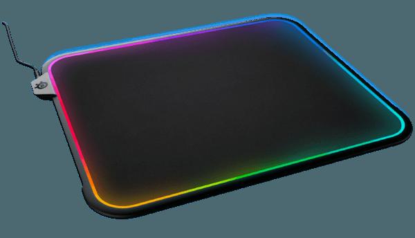 SteelSeries QcK Prism RGB Gaming Musmatta - Medium