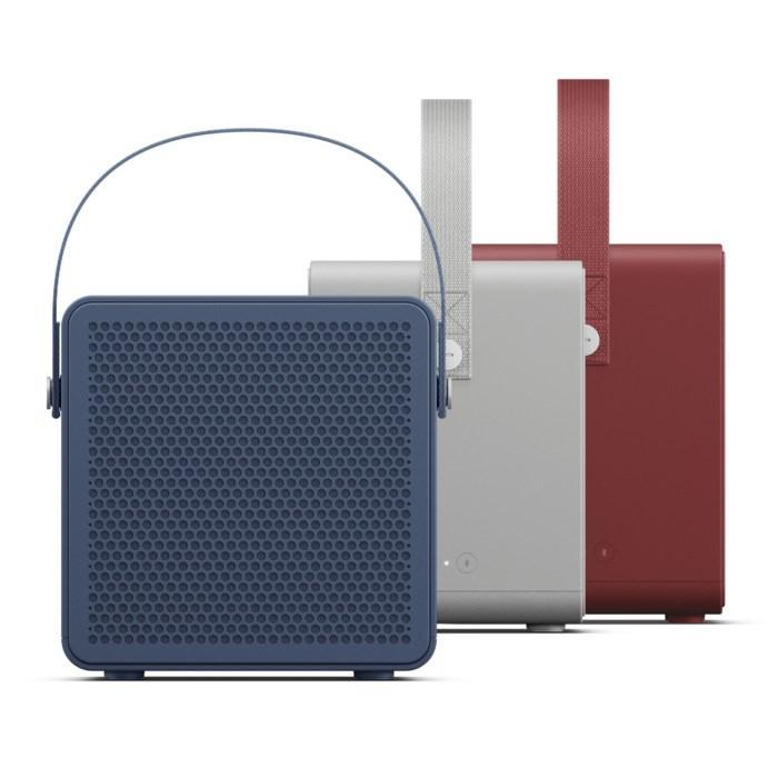 Urbanears Rålis Portabel Bluetooth-högtalare Blå