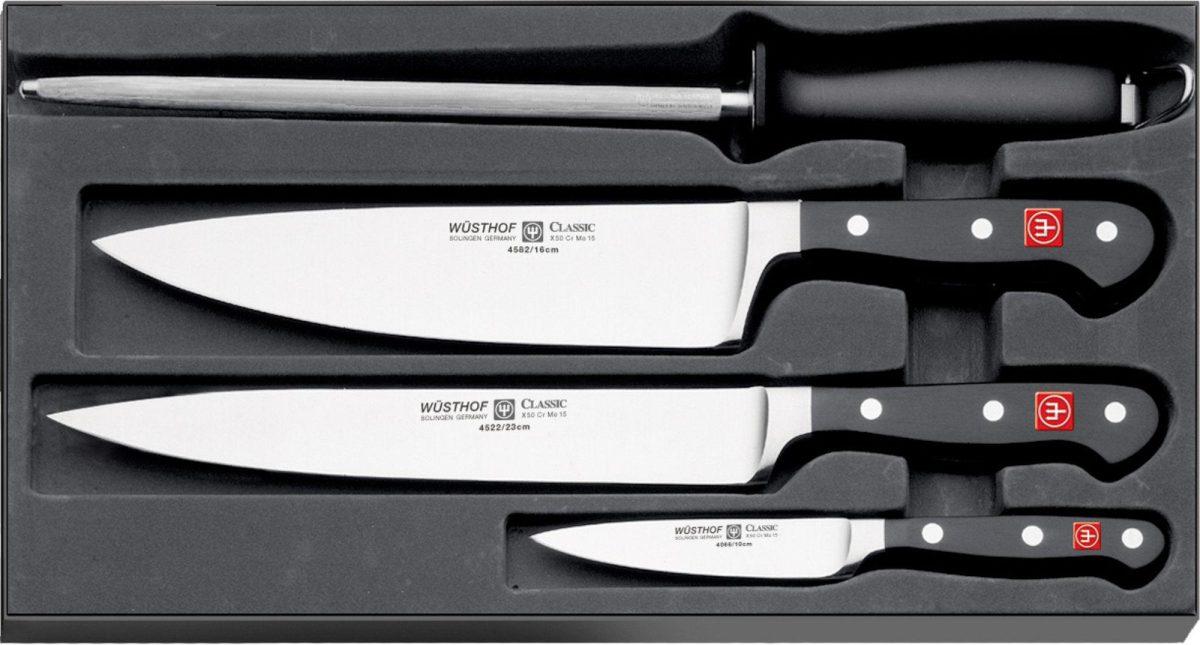 Wüsthof Classic Knivset 4 delar