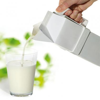 Handtag till mjölkpaket