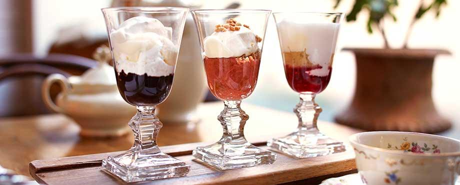 Cocktail & sweets för en