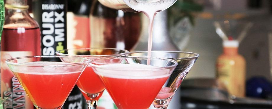 Cocktailkurs för två