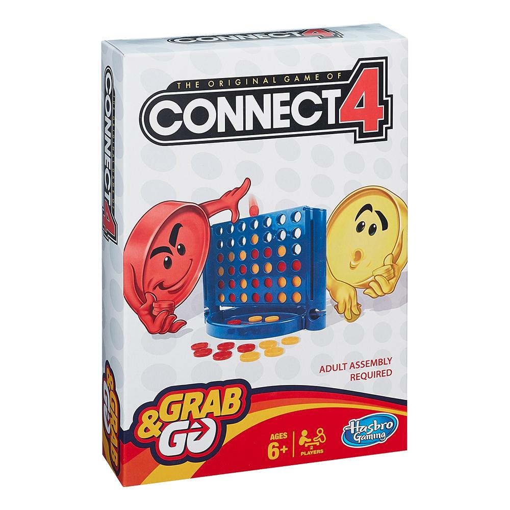 Connect 4 (Fyra-i-rad) Resespel