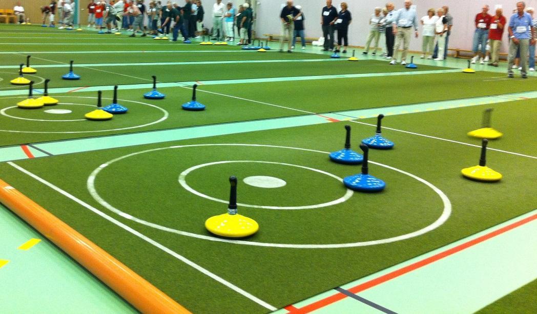 Curling på matta i Stockholm (från 8 pers)