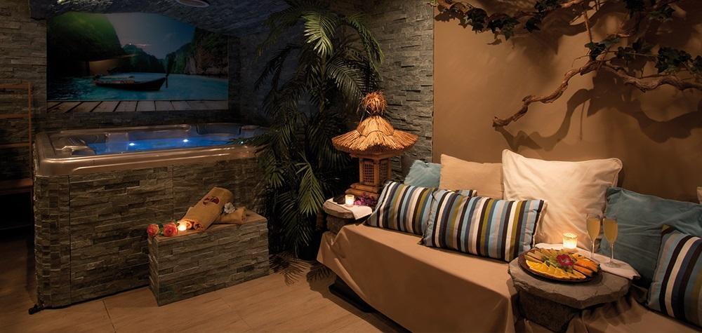 Exklusivt & privat spa för två i Stockholm