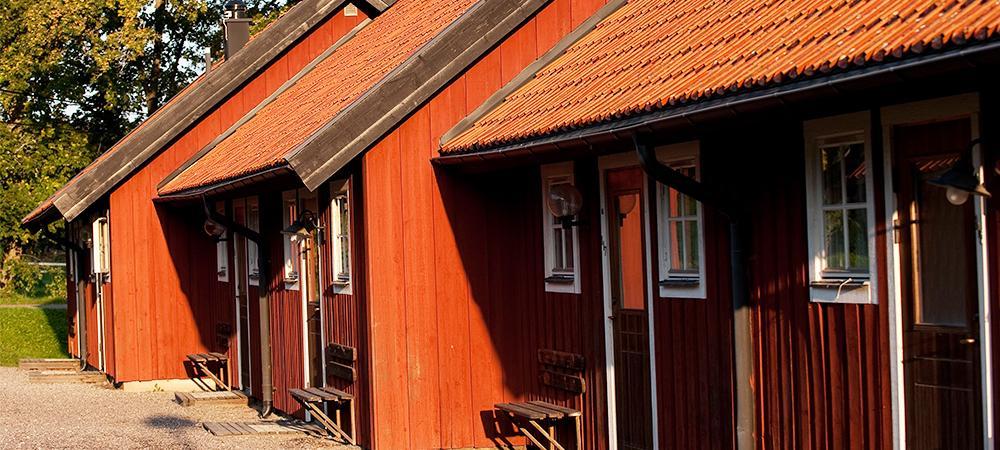 Familjemys på Utö i skärgården