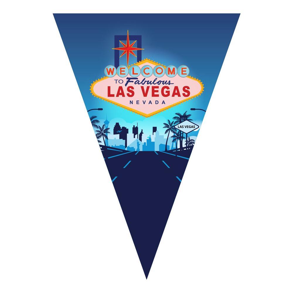 Flaggirlang Welcome to Las Vegas