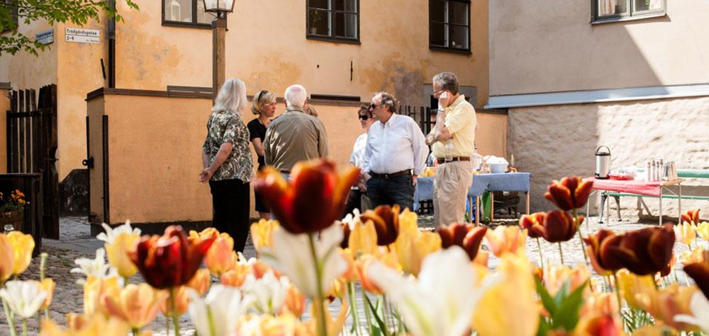 Historisk stadsvandring i Gamla Stan - Stockholms Hjärta