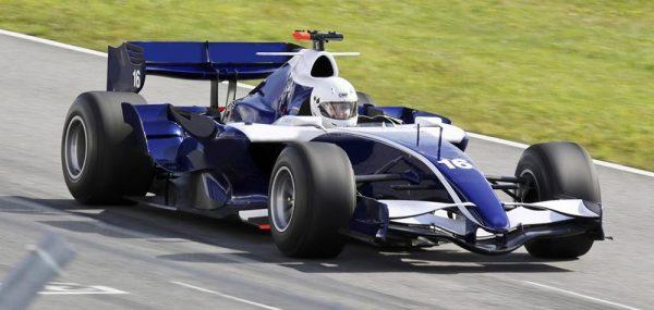 Kör Formel 1-bil PREMIUM - Testa F1!