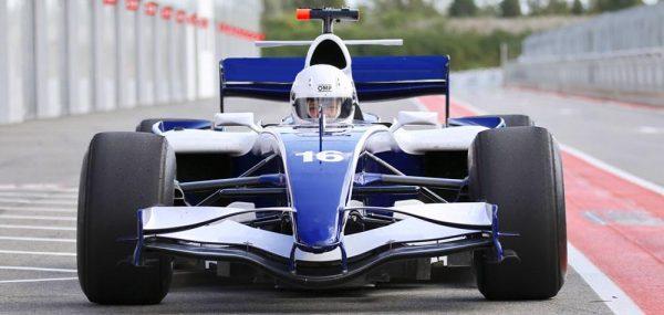 Kör Formel 1-bil på racingbana - Testa F1!