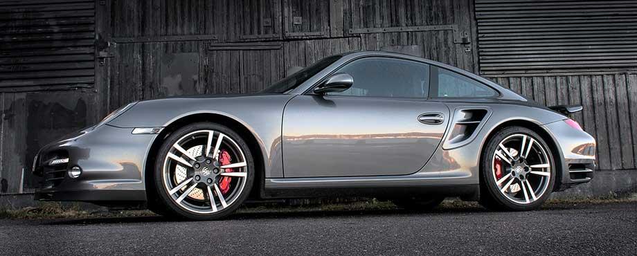 Kör Porsche Pro