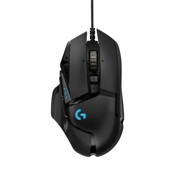 Logitech G502 Hero Gaming-mus för proffs