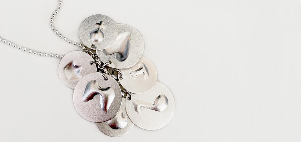 Silversmide i Stockholm - Gå kurs & skapa eget smycke