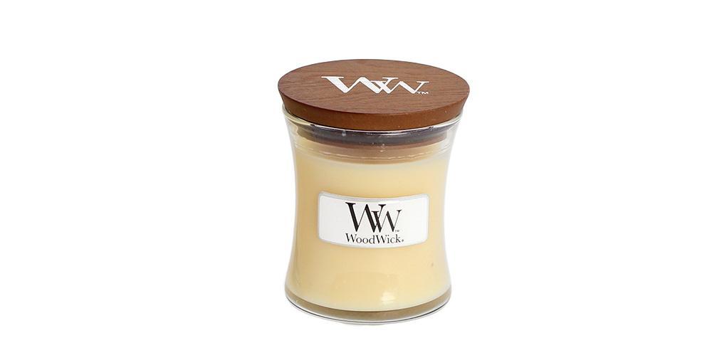 WoodWick Vanilla Bean Doftljus