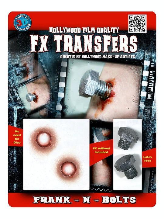 3D Specialeffekt Frank-N-Bolts