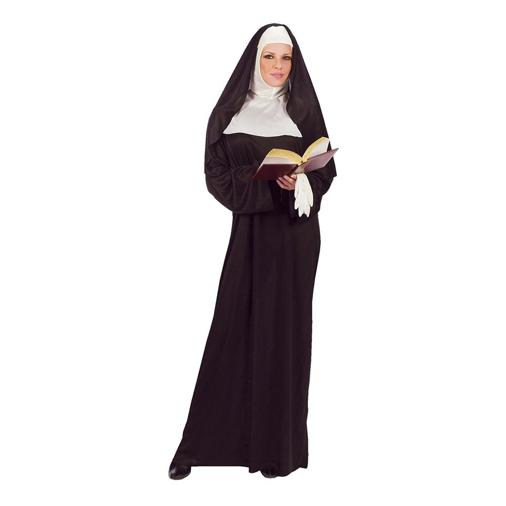 Abbedissa Maskeraddräkt - One size